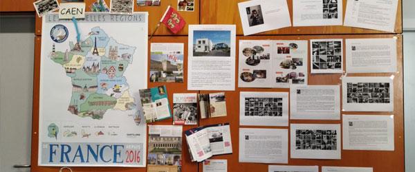 Artículo sobre los proyectos Erasmus en las EEOOII