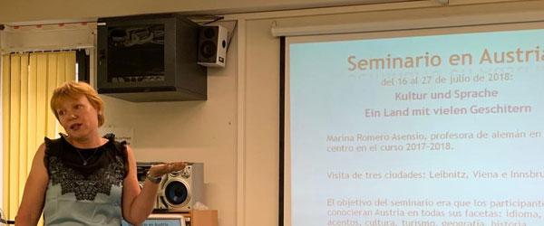 Presentación proyectos eTwinning
